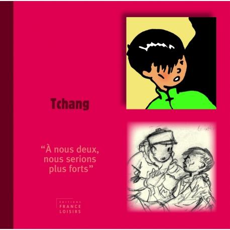 Livre personnage Tchang