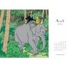 Agenda 2021 Tintin (21x16 cm)