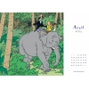 Tintin 2021 Diary (21x16 cm)