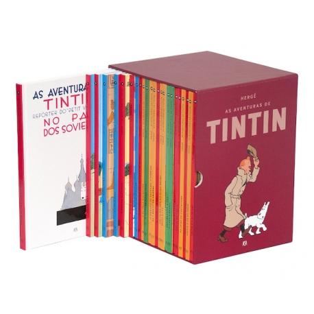 Pack Tintin 2020