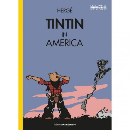 Tintin in America color version (EN)
