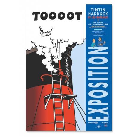 Poster Expo Saint-Nazaire (40 x 60 cm)
