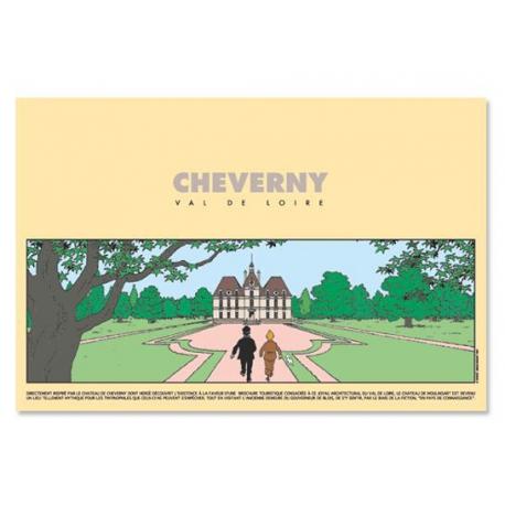 Poster Expo Cheverny (40 x 60 cm)