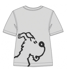 T-shirt Snowy