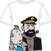 Tintin e Haddock