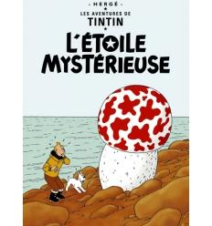Postal L'Étoile mystérieuse