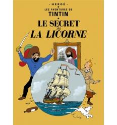 Postcard Le Secret de La Licorne