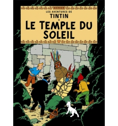 Postcard Le Temple du Soleil