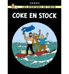 Carte Postal Coke en stock