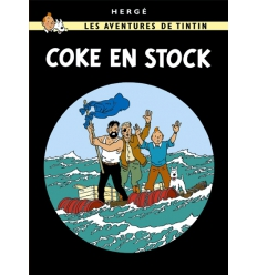 Postcard Coke en stock
