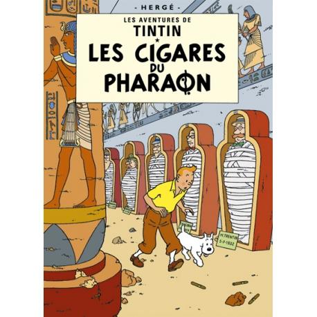 Poster Charutos do Faraó (50 x 70cm)