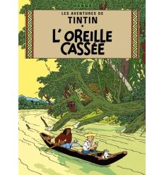 Poster L'Oreille Cassée (50 x 70cm)