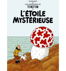Poster L'Étoile mystérieuse (50 x 70cm)
