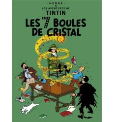 Poster Les 7 Boules de cristal (50 x 70cm)