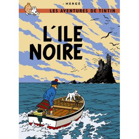 Poster Ilha Negra (50 x 70cm)