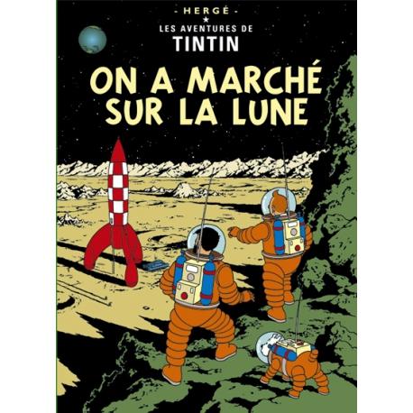 Poster Explorando a Lua (50 x 70cm)