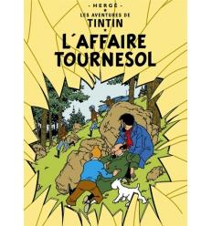 Poster L'Affaire Tournesol (50 x 70cm)