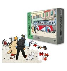 Puzzle + Poster Bus de la swissair