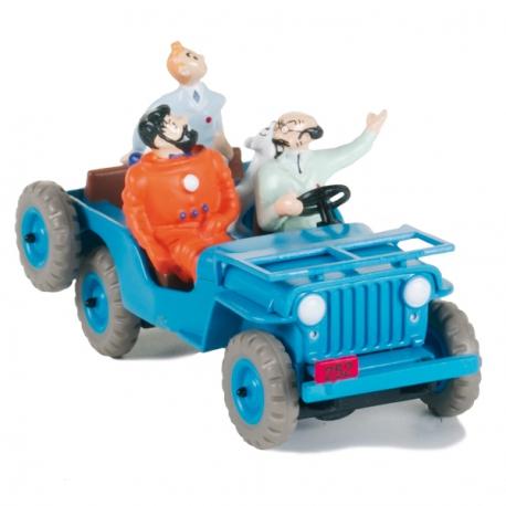 Jeep « Objectif Lune » 1953