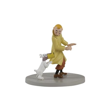 Tintin Caixa de Caranguejo - Cena 13