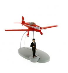 L'avion rouge