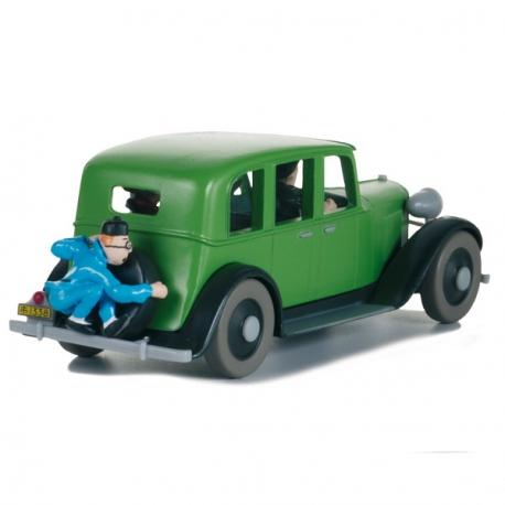 MITSUHIRATO'S CAR