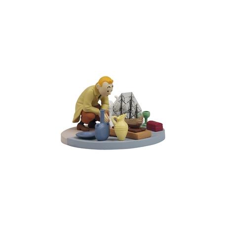 Tintin no Mercado - Cena 15