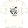 T-Shirt Kids Tintin Bicycle