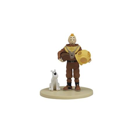 Tintin Fato Mergulho - Cena 17