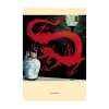 Carte postale Le Lotus bleu