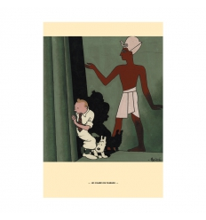 Carte postale Cigares du Pharaon