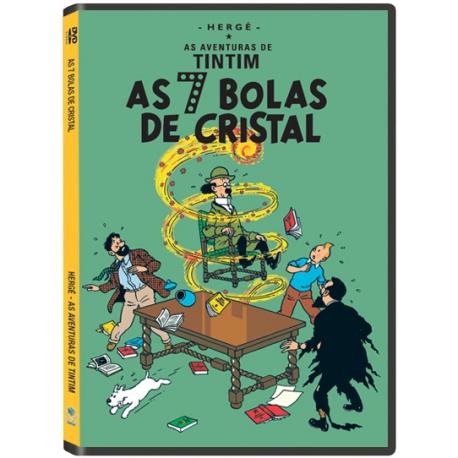 As Aventuras de Tintim - As 7 Bolas de Cristal