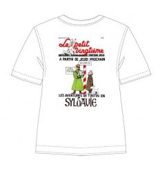 T-shirt Le Petit Vingtième Tintin en Syldavie