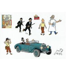 Autocollants: Les Cigares du pharaon
