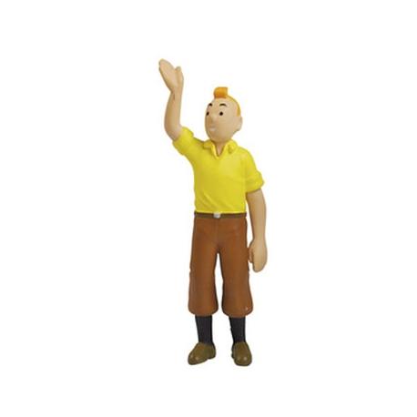 Figura 5 - Tintin Boas-Vindas
