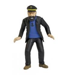 Capitão Haddock (9cm)