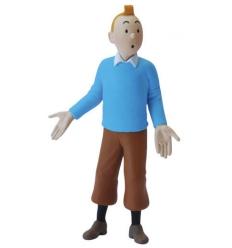 Tintin pullover azul 8.5cm
