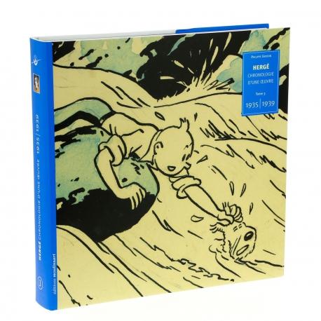 Chronologie d'une œuvre vol. III (1935-1939)