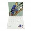 Calendrier Tintin 2018