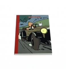 2018 Tintin diary