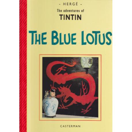 Album facsimile The blue Lotus