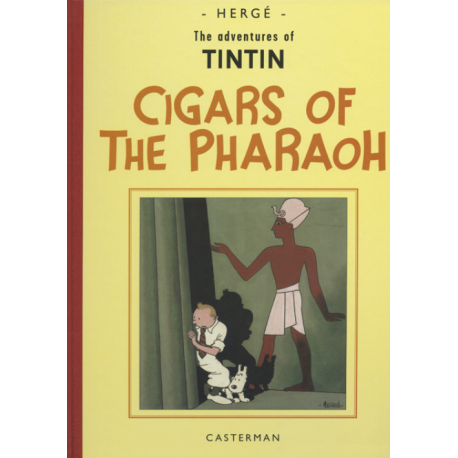 Album facsimile Cigars of the Pharaoh