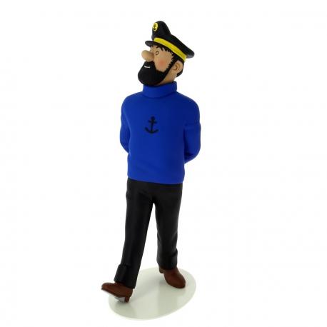 Haddock statue