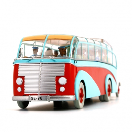 L'autobus de la Swissair