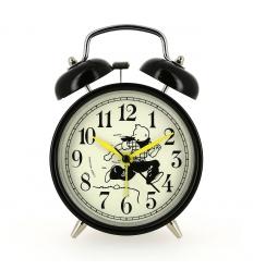 Tintin alarm clock cow-boy