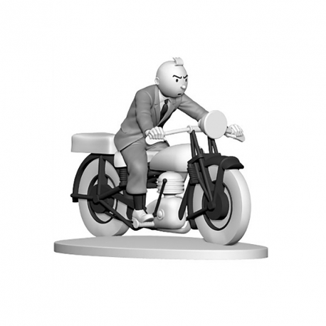 TINTIN & MOTO