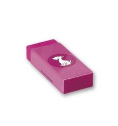 Eraser Snowy