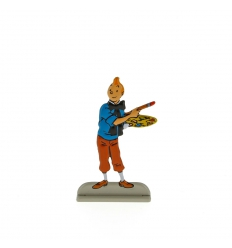 Tintin pintor