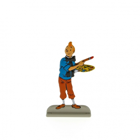Tintin peintre