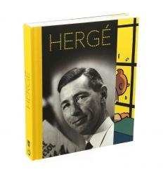 Hergé - catalogue for the Grand Palais exhibition